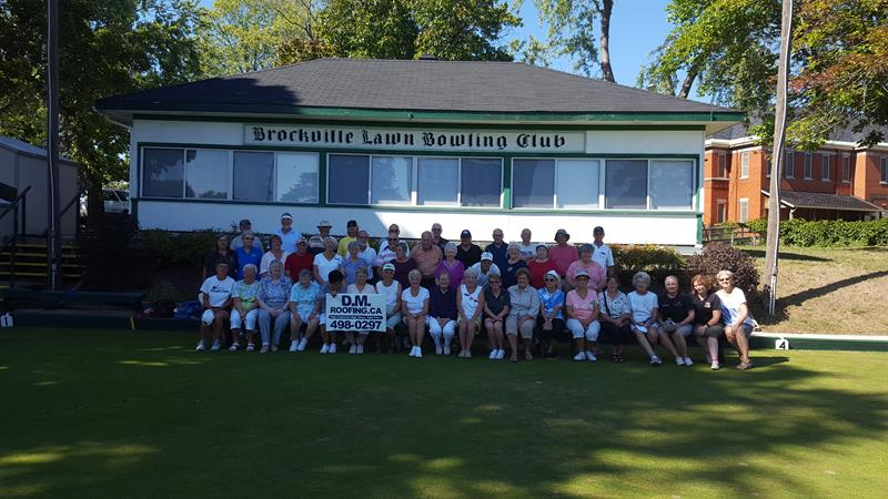 Kingston & Brockville Lawn Bowling Club