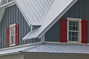 Kingston metal roofing